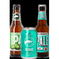 Samlingar - Mega Pack Bières Houblonnées - Pack de 24 bières