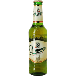 Bottled beer - Staropramen