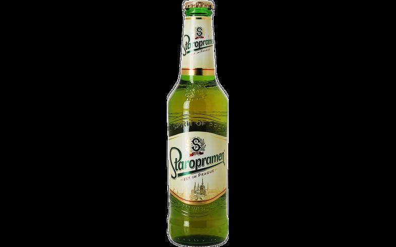 Bottled beer - Staropramen