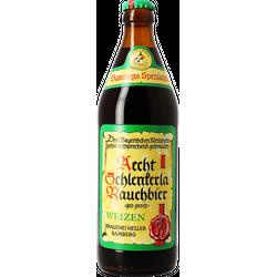 Bottled beer - Aecht Schlenkerla Rauchbier Weizen smoked beer