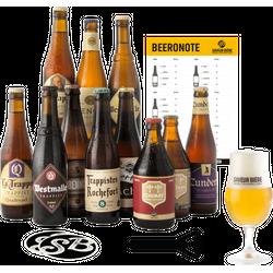 Gåvoboxar - Trappist Beers Assortment