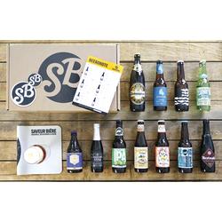 Coffrets Saveur Bière - Coffret Les Meilleures Ventes
