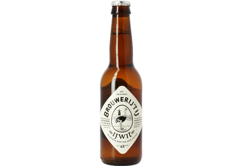 Bottled beer - 't IJ IJwit
