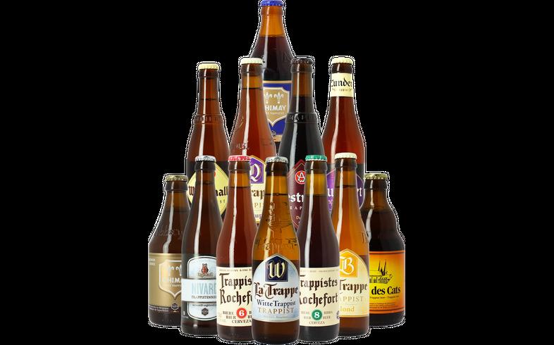 Pack de cervezas artesanales - La colección trapense