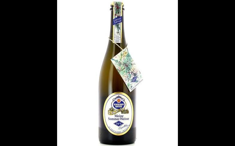 Bottled beer - Schneider Sommer Weisse