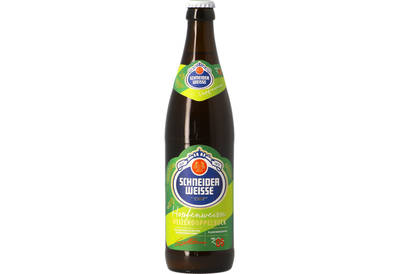 Bottled beer - Schneider Weisse Tap 5 Hopfenweisse