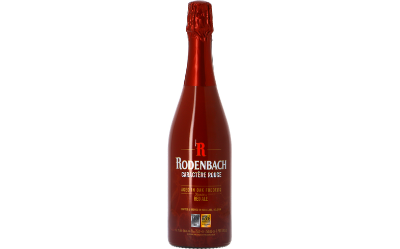 Bouteilles - Rodenbach Caractère Rouge - Edition Limitée