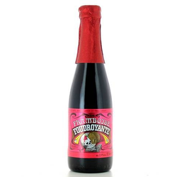 Bottled beer - Foudroyante Framboise