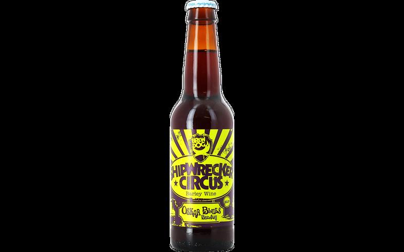 Bottled beer - BrewDog / Oskar Blues Shipwrecker Circus