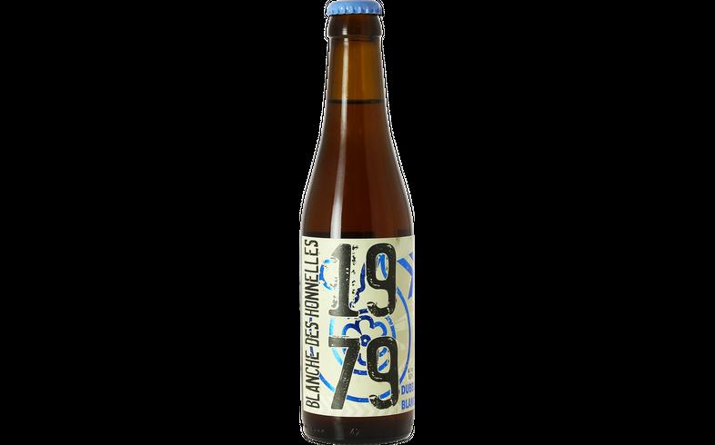 Bottled beer - Abbaye des Rocs Blanche des Honnelles