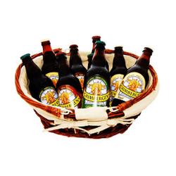 Coffrets Saveur Bière - Panier Grimbergen