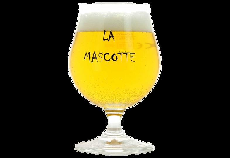 Biergläser - Verre La Mascotte 25cl