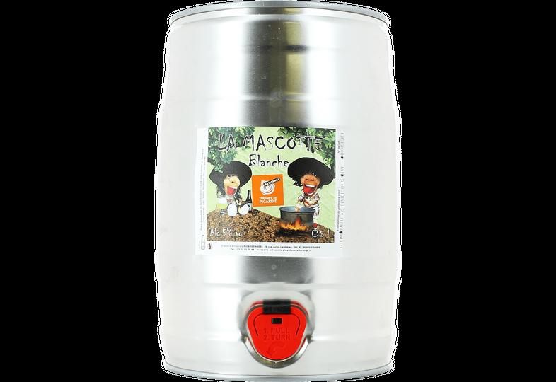 Kegs - Keg 5L La Mascotte Blanche