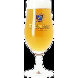 Beer glasses - Troubadour 25cl beer glass