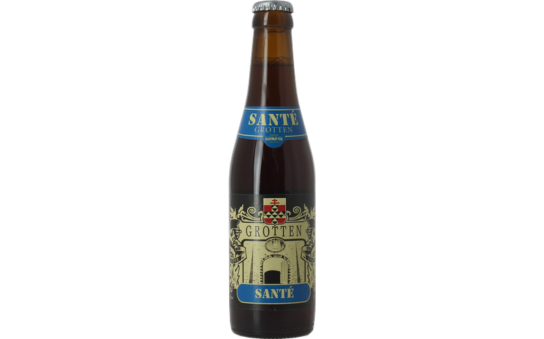 Bottled beer - Grottenbier Bruin