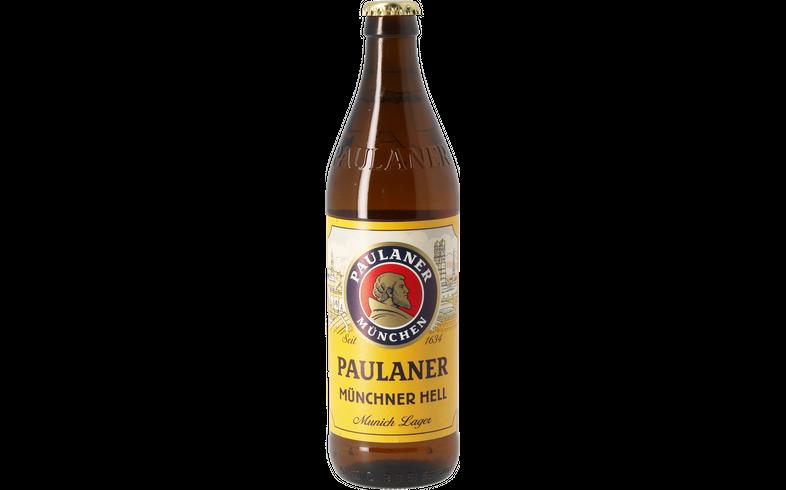 Botellas - Paulaner Original Münchner Hell