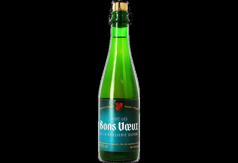 Bouteilles - Les Bons Voeux de la Brasserie Dupont 37,5cL