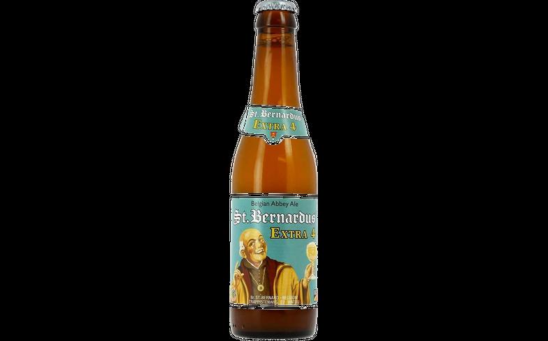 Bottled beer - Saint Bernardus Extra 4