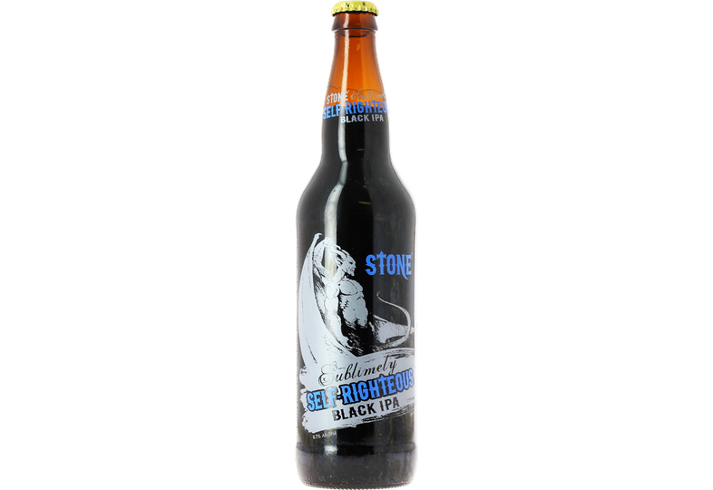 Flaskor - Stone Sublimely Self Righteous
