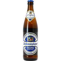 Flessen - Weihenstephaner Original