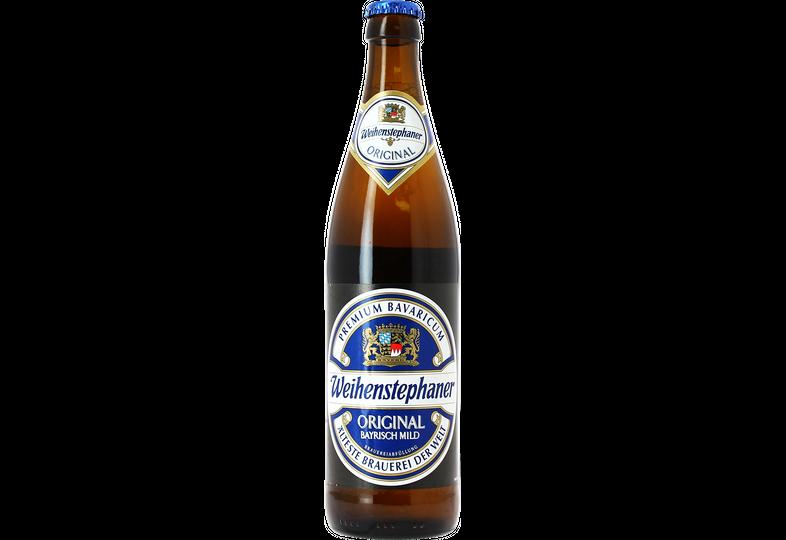 Bottled beer - Weihenstephaner Original