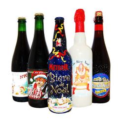 Accessoires et cadeaux - Bières de table de Noël
