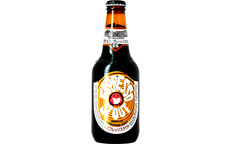 Bottled beer - Hitachino Espresso Stout