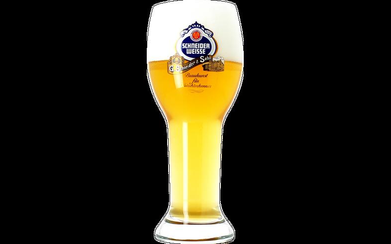 Verres à bière - Verre Schneider - 50cl