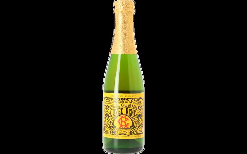 Bouteilles - Lindemans Gueuze Cuvée René 37,5cL