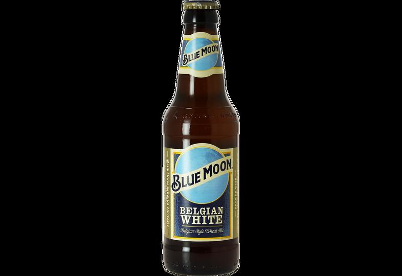 Bottled beer - Blue Moon White Ale