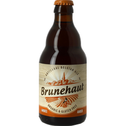 Bottled beer - Brunehaut Bio Ambrée