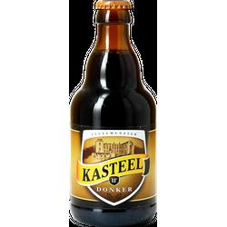 Flessen - Kasteel Bruin 33cl - 0.10 EUR Statiegeld
