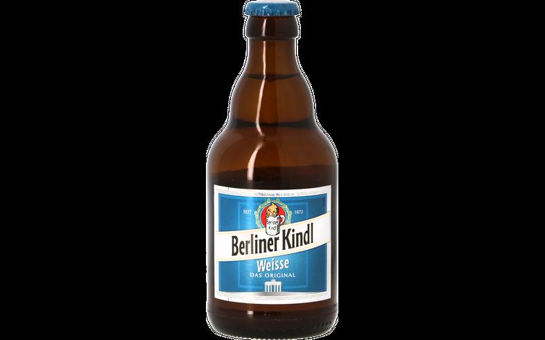 Bottled beer - Berliner Kindl Weisse