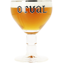 Ölglas - Orval 18cl tasting glass