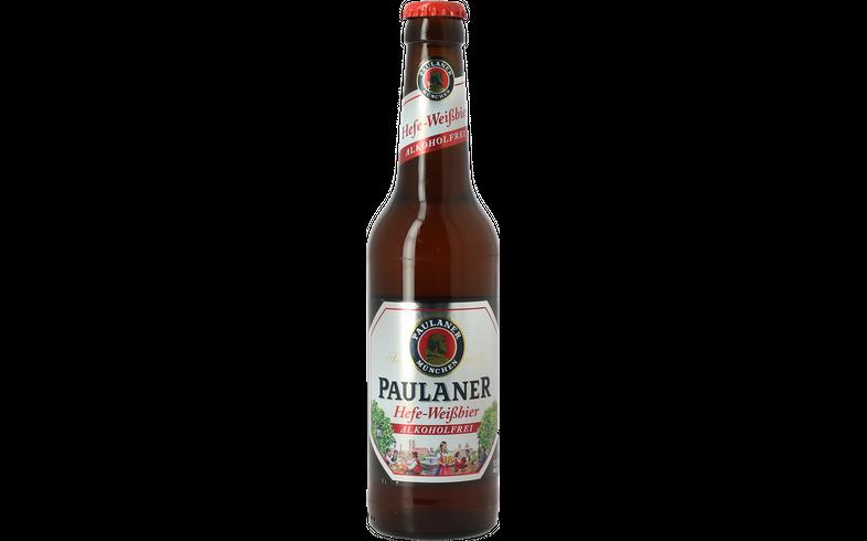 Bouteilles - Paulaner Hefe-Weissbier Sans Alcool - 33cL