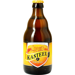 Bottled beer - Kasteel Tripel