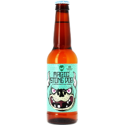 Bottled beer - BrewDog / Stone / Magic Rock Magic Stone Dog