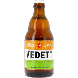 Bottled beer - Vedett IPA