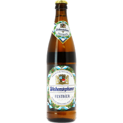 Flaskor - Weihenstephaner Festbier