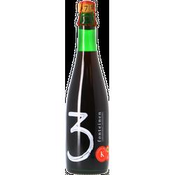 Flaskor - 3 Fonteinen Oude Kriek