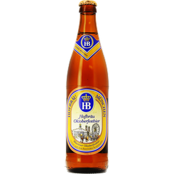 Bottled beer - Hofbräu Oktoberfestbier