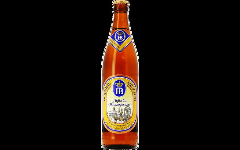 Bouteilles - Hofbräu Oktoberfestbier