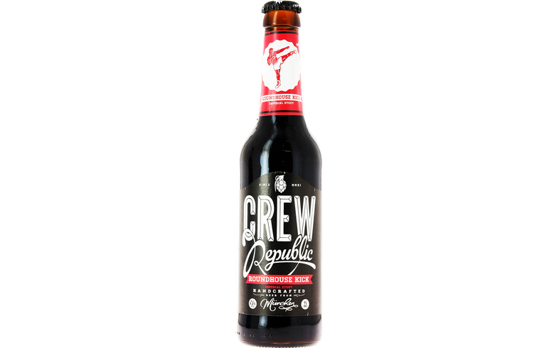 Bottled beer - Crew Republic Roundhouse Kick