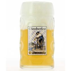 Ölglas - Chope Oktoberfest Löwenbräu