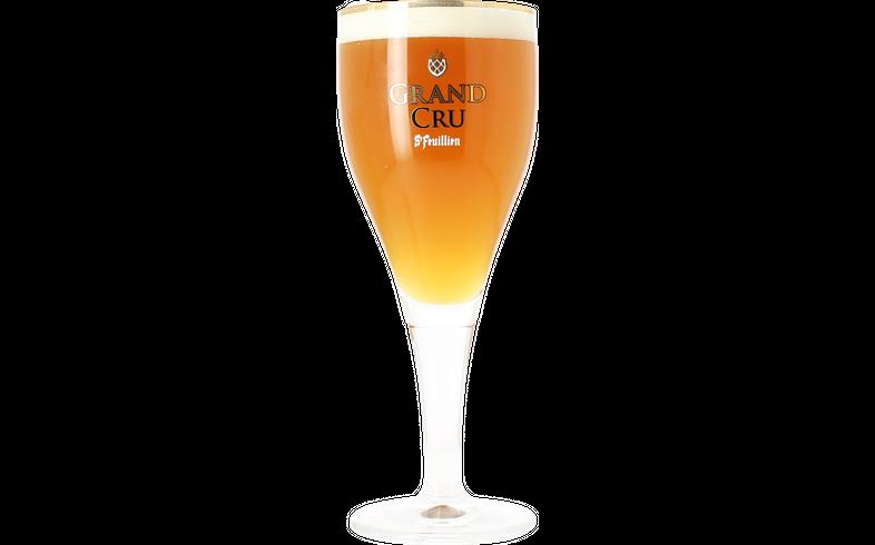 Verres à bière - Verre St Feuillien Grand Cru - 33 cl
