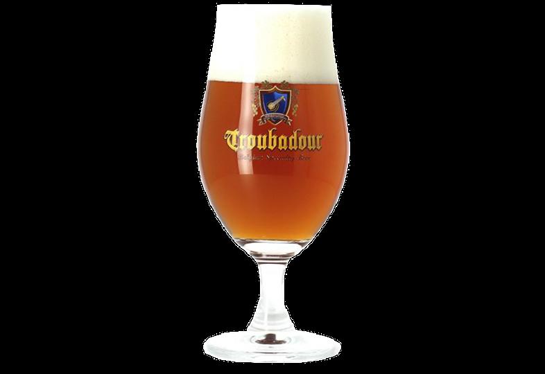 Verres à bière - Verre Troubadour - 33 cl