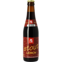 Bouteilles - Leroy stout