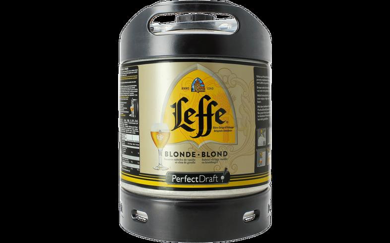 Fatöl - Leffe Blond 6L PerfectDraft Fat