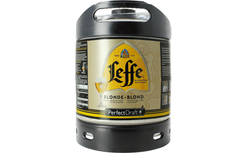 Barriles - Barril Leffe Blonde PerfectDraft 6 L