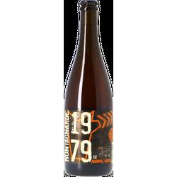 Bottled beer - Montagnarde Ambrée 75 cl